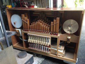 22 keyless McCarthy Fairground Organ