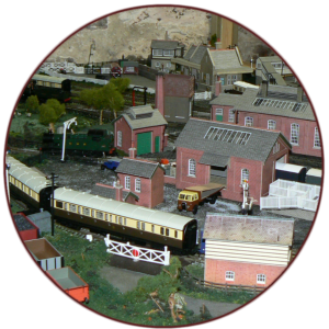 Railway layout in sawmill Oct 17